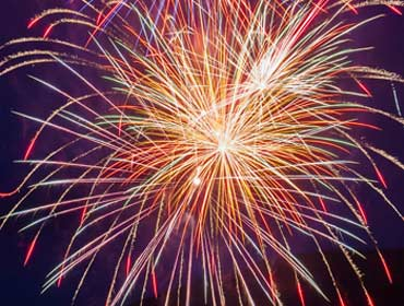 Fireworks Displays