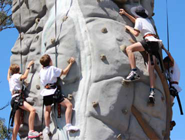 Mobile Rock Climbing Walls