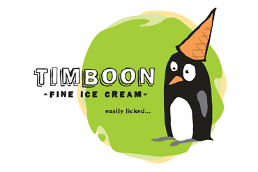Timboom Ice Cream Van