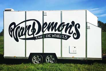 Van Demons Cafe On Wheels