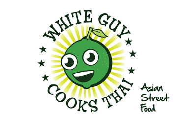 White Guy Cooks Thai Food Truck